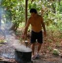 Interview with Shipibo Ayahuasca Shaman Enrique Lopez in the Amazon Rainforest of Peru