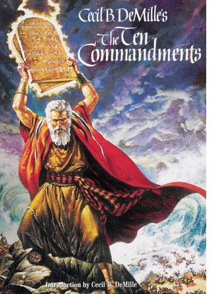 ten commandments « Ayahuaska's Weblog