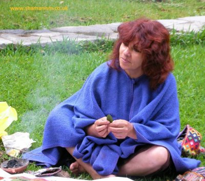 Leading Andean Healing Ceremony - the Ofrenda
