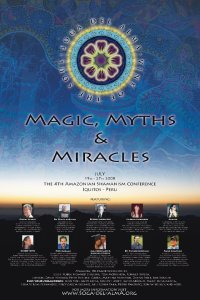 The Fourth International Amazonian Shamanism Conference