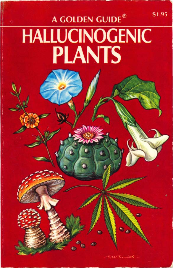 A Golden Guide to Hallucinogenic Plants (1/6)