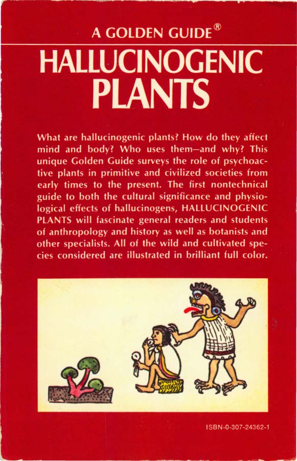 A Golden Guide to Hallucinogenic Plants (2/6)