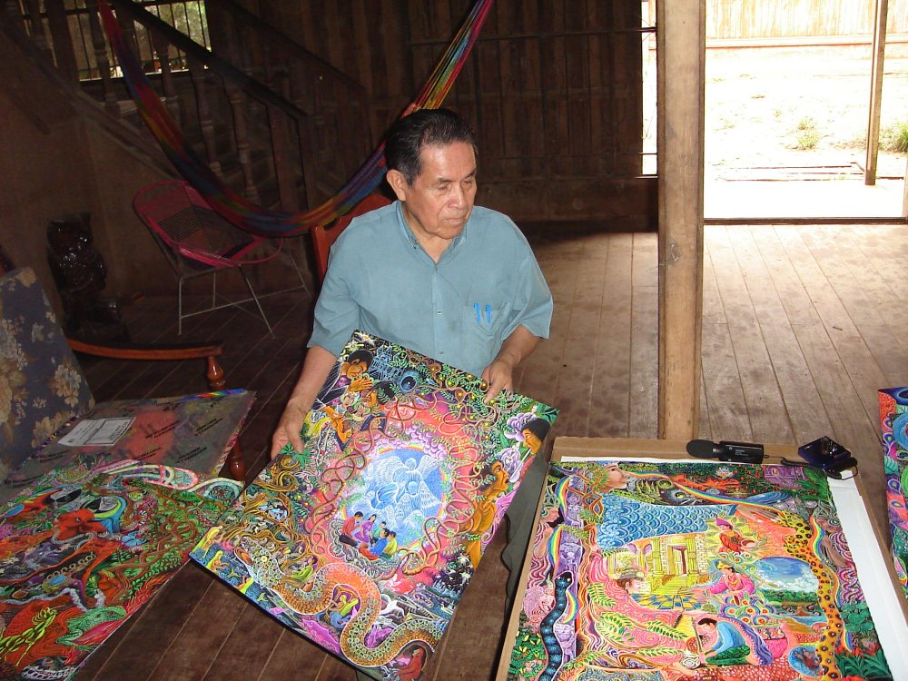 The Ayahuasca Visions of Pablo Amaringo (5/5)