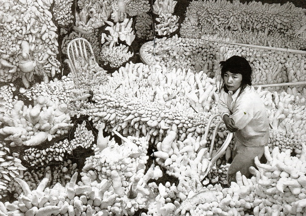 A Visit to the Yayoi Kusama Exhibition at the Tate Modern (5/6)