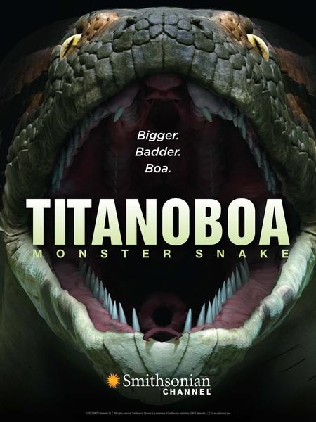 Is the Titanoboa the legendary Sachamama of Amazonian Mythology? (5/6)