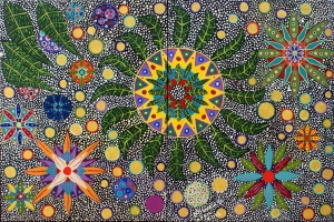 Ayahuasca Inspired Art by Howard G Charing