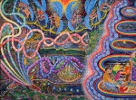 Featured in the book 'The Ayahuasca Visions of Pablo Amaringo'