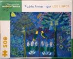 Pablo Amaringo : Los Loros Jigsaw Puzzle